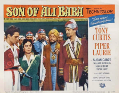 Son of Ali Baba 1952 DVD - Tony Curtis / Piper Laurie